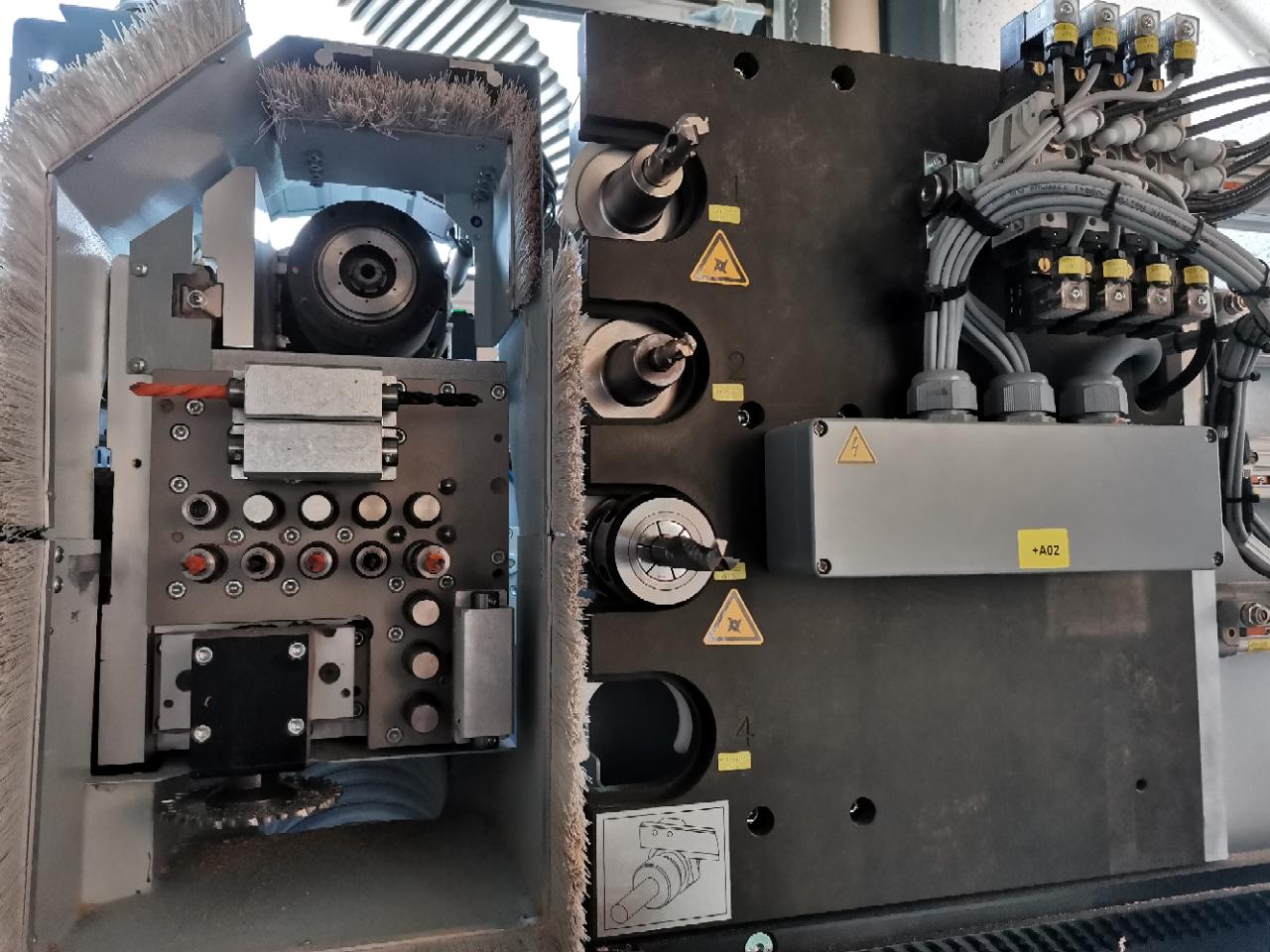 Erweiterung Maschinenpark CNC-Technik Homag BHX 055